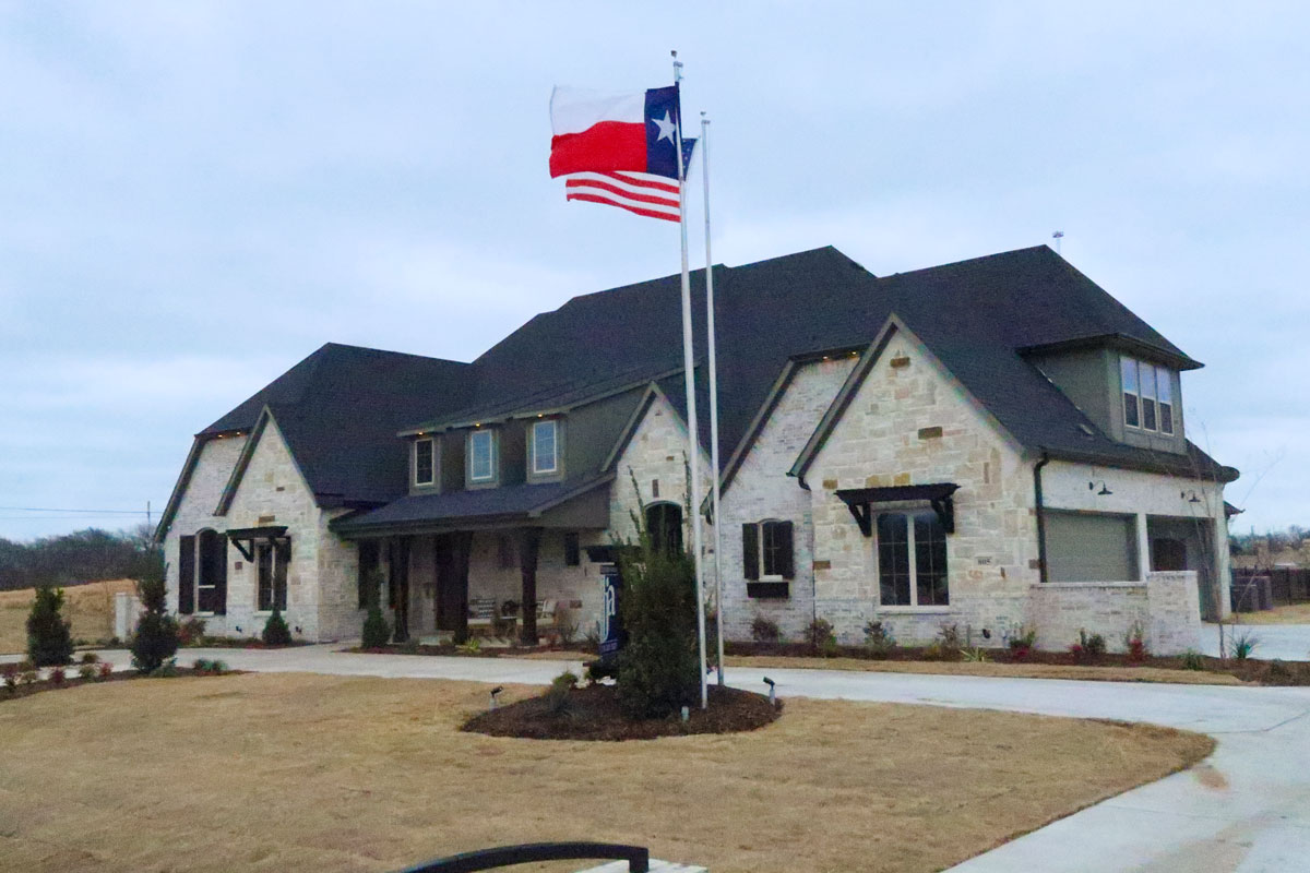 Joe Whitaker Proves Valet Voice Control 'Concept' in Dallas Model Home